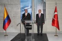 BAĞIMSIZLIK GÜNÜ - Kolombiya'nın Bağımsızlık Günü Ankara'da Kutlandı