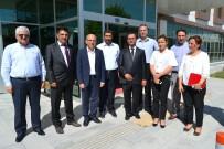HACETTEPE - Kulu Devlet Hastanesinde Görev Değişimi