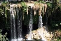 HİDROELEKTRİK - Kuruyan Düden Şelalesi Suya Kavuştu