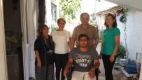 BEDENSEL ENGELLİ - Manisa Büyükşehir Engellilerin Yüzünü Güldürdü