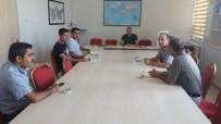 İŞ SAĞLIĞI VE GÜVENLİĞİ - Mardin'de 'İş Sağlığı Ve Güvenliği' Toplantısı Yapıldı