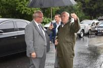 MEHMET CEYLAN - Marmaraereğlisi'nde Yağmura Anında Müdahale