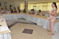 ÇAĞRI MERKEZİ - Mersin'de Belediye Çağrı Merkezi Personeline Etkili İletişim Eğitimi