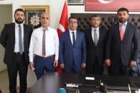 SİYASİ PARTİ - MHP İl Başkanı Kalı STK Ziyaretlerini Sürdürüyor