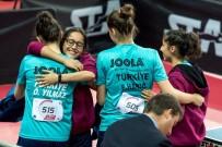 POLONYA - Milli Takım Avrupa 3. oldu