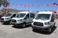YıLMAZ ŞIMŞEK - Niğde Belediyesine 3 Yeni Cenaze Aracı