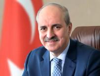 NUMAN KURTULMUŞ - Numan Kurtulmuş, Kültür ve Turizm Bakanı oldu