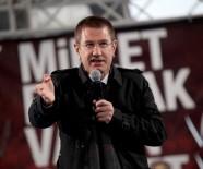 GÜMRÜK VE TİCARET BAKANI - Nurettin Canikli Yeni Kabinede Milli Savunma Bakanı Oldu