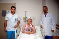 LOKMAN HEKIM - Lokman Hekim Van Hastanesi Yurt Dışından Hasta Kabul Etmeye Başladı