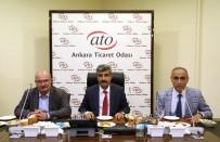 SOSYAL GÜVENLIK KURUMU - Özel Sağlık Kuruluşlarının Sorunları ATO'da Konuşuldu