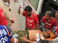 BELUCISTAN - Pakistan'da Silahlı Saldırı Açıklaması 4 Ölü