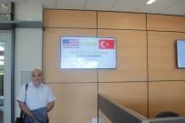 DÜZCE ÜNİVERSİTESİ - Prof. Uludağ, Kaliforniya Üniversitesi'ni Ziyaret Etti