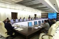 LÜTFI ELVAN - Rektör Karakaya, 'Pilot Üniversite Toplantısı'na Katıldı