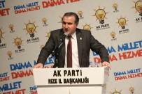 İMDAT SÜTLÜOĞLU - Rizeli Milletvekili Osman Aşkın Bak'ın Gençlik Ve Spor Bakanı Olmasından Mutlu