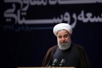 İRAN CUMHURBAŞKANı - Ruhani'den Çok Sert ABD Açıklaması
