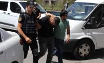 POMPALI TÜFEK - Samsun'da Suç Örgütü Şüphelisi 29 Kişi Adliyeye Sevk Edildi