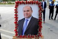 ŞİŞLİ BELEDİYESİ - Silahlı Saldırı Sonucu Hayatını Kaybeden Şişli Belediyesi Başkan Yardımcısı Cemil Candaş Anıldı