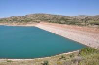DOLULUK ORANI - Sivas'ın Bir Yıllık Suyu Var