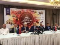 YAYLA TURİZMİ - Türk Dünyası Ata Sporları Şenliği'nde Bursa'da Buluşuyor