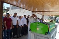 AYNUR AYDIN - Türkiye Atletizm Federasyonu Başkanı Çintimar'ın Acı Günü