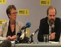 MUHALİFLER - Uluslararası Af Örgütü'nden küstah açıklama:  Türkiye kırmızı çizgileri aştı