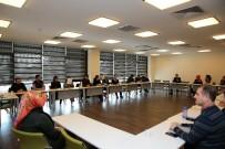 ÜMRANİYE BELEDİYESİ - Ümraniye Belediyesi Personeli İşaret Dilini Öğrendi