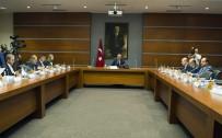 MILLI EĞITIM BAKANı - UMYK, Başbakan Yardımcısı Numan Kurtulmuş Başkanlığında Toplandı