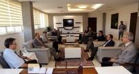 KıZıLAY - Vali Kaban'dan Rektör Kızılay'a Ziyaret