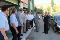 ALİ HAMZA PEHLİVAN - Vali Pehlivan'dan, İl Gıda, Tarım Ve Hayvancılık Müdürlüğü'ne Ziyaret