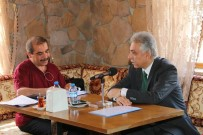 ORHAN TOPRAK - Vali Toprak, TRT Gap Diyarbakır Radyosu'nun Konuğu Oldu