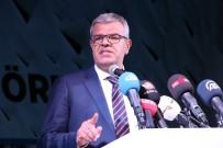 VEYSİ KAYNAK - 'Yeni Kabinemiz Vatanımıza Ve Milletimize Hayırlı Olsun'