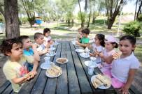 YENİMAHALLE BELEDİYESİ - Yenimahalle'nin Anaokulları Piknikte