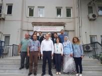 YEŞILDAĞ - Yeşildağ'dan Gökçeada Devlet Hastanesi'ne Ziyaret