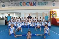 SPOR KOMPLEKSİ - Yıldırım'da Çocuklar Sporla Büyüyor
