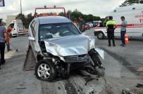 FRANSA - Yozgat'ta İki Otomobil Çarpıştı Açıklaması 8 Yaralı