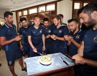 DOĞUM GÜNÜ PASTASI - Aatif'ın Doğum Günü Kutlandı