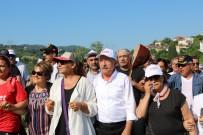 ŞEVKET ÇORUH - Adalet Yürüyüşünün 18'İnci Günü Sona Erdi