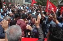 BURHAN KAYATÜRK - AK Parti'li Başkan Yardımcısı Aydın Ahi'ye Tören
