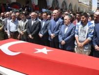 BURHAN KAYATÜRK - AK Partili Aydın Ahi son yolculuğuna uğurlandı! Bakan Soylu'dan açıklamalar