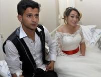 GIDA ZEHİRLENMESİ - Düğün yemeği 143 kişi hastanelik etti