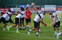 RİCARDO QUARESMA - Beşiktaş, Yeni Sezon Hazırlıklarını Sürdürdü