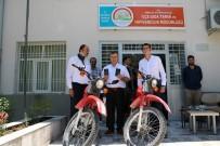 KADIR PERÇI - Birecik Emniyet Müdürlüğüne 2 Motosiklet