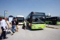 OTOBÜS SEFERLERİ - Bu Otobüs Hattı Kocaelileri Dünyaya Ulaştırıyor