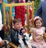 HÜSEYİN ŞAHİN - Cumhurbaşkanının İsmini Taşıyan 9 Yaşındaki Çocuk Sünnet Oldu