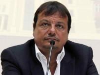 HARUN ERDENAY - Ergin Ataman'dan Zehir Zemberek Açıklamalar