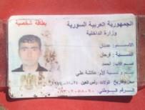 KİMLİK KARTI - Etkisiz hale getirilen teröristten Suriye kimliği çıktı