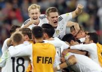 ŞİLİ - FIFA Konfederasyonlar Kupası Almanya'nın