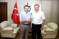 İLYAS ŞEKER - İlhan Bayram'a Ziyaretler Devam Ediyor