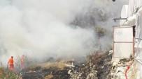 KıZıLAĞAÇ - Kaş'taki Orman Yangını Sürüyor
