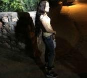 Keşif Yapan Kadın Terörist Yakalandı!